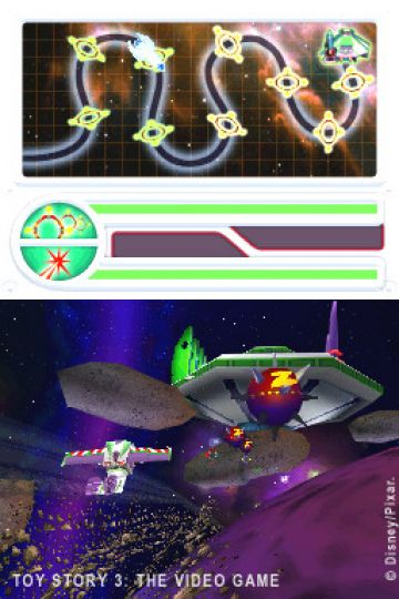 Immagine -1 del gioco Toy Story 3 per Nintendo DS