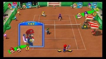 Immagine -8 del gioco Mario Power Tennis per Nintendo Wii