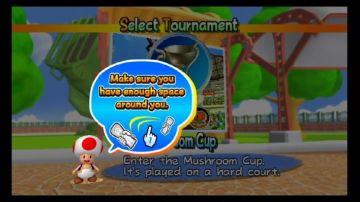 Immagine -13 del gioco Mario Power Tennis per Nintendo Wii