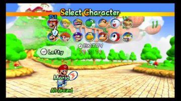 Immagine -11 del gioco Mario Power Tennis per Nintendo Wii