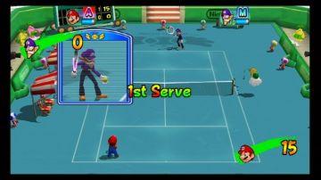 Immagine -9 del gioco Mario Power Tennis per Nintendo Wii