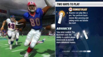 Immagine -3 del gioco Madden NFL 08 per Nintendo Wii