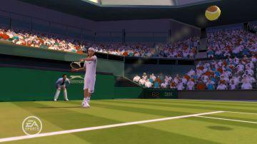 Immagine -5 del gioco Grand Slam Tennis per Nintendo Wii