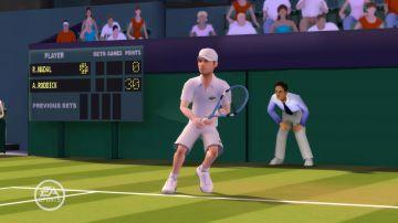 Immagine -3 del gioco Grand Slam Tennis per Nintendo Wii