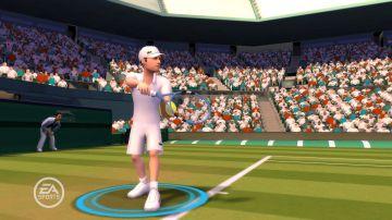 Immagine -2 del gioco Grand Slam Tennis per Nintendo Wii