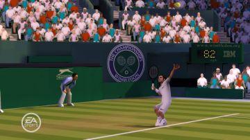Immagine -1 del gioco Grand Slam Tennis per Nintendo Wii