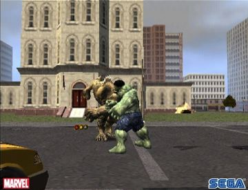 Immagine -1 del gioco L'Incredibile Hulk per Playstation 2