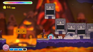 Immagine -5 del gioco Kirby e il pennello arcobaleno per Nintendo Wii U