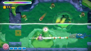 Immagine -1 del gioco Kirby e il pennello arcobaleno per Nintendo Wii U