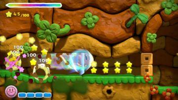 Immagine -3 del gioco Kirby e il pennello arcobaleno per Nintendo Wii U