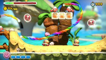 Immagine -4 del gioco Kirby e il pennello arcobaleno per Nintendo Wii U