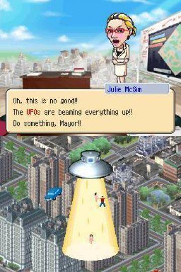 Immagine -4 del gioco SimCity DS per Nintendo DS