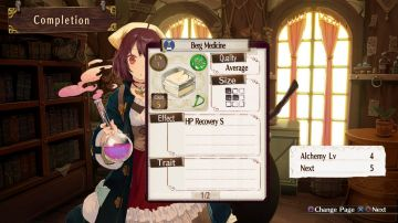 Immagine -5 del gioco Atelier Sophie: The Alchemist of The Mysterious Book per Playstation 4