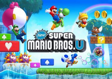 Immagine -5 del gioco New Super Mario Bros. U per Nintendo Wii U