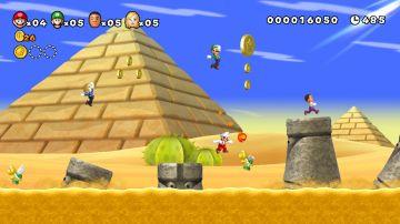 Immagine -4 del gioco New Super Mario Bros. U per Nintendo Wii U