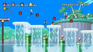 Immagine -3 del gioco New Super Mario Bros. U per Nintendo Wii U