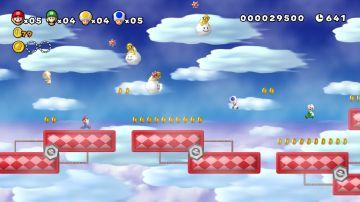 Immagine -2 del gioco New Super Mario Bros. U per Nintendo Wii U
