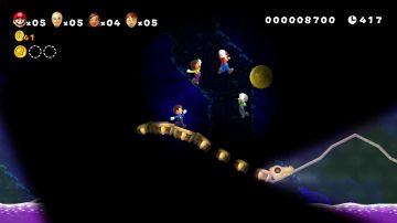 Immagine -1 del gioco New Super Mario Bros. U per Nintendo Wii U