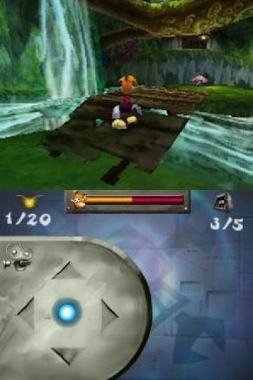 Immagine -1 del gioco Rayman DS per Nintendo DS
