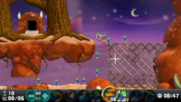 Immagine -4 del gioco Lemmings per Playstation PSP