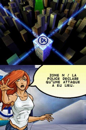 Immagine -11 del gioco Marvel Nemesis: L'Ascesa degli Esseri Imperfetti per Nintendo DS
