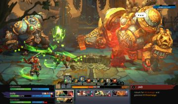 Immagine -1 del gioco Battle Chasers: Nightwar per Playstation 4