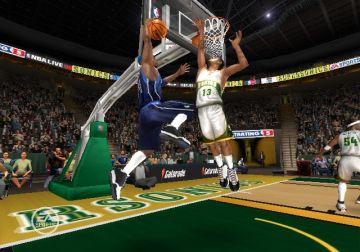 Immagine -17 del gioco NBA Live 08 per Nintendo Wii