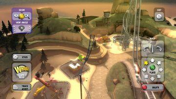 Immagine -2 del gioco Thrillville: Fuori dai Binari per PlayStation 2