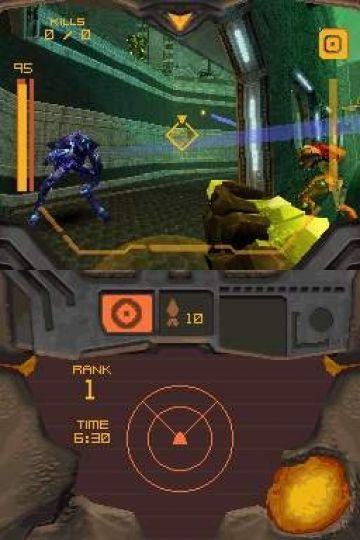 Immagine -5 del gioco Metroid Prime Hunters per Nintendo DS