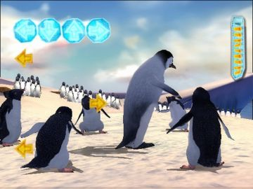 Immagine -1 del gioco Happy Feet per PlayStation 2