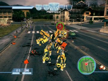 Immagine -10 del gioco Transformers: The Game per Nintendo Wii