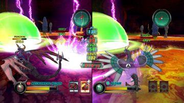 Immagine -3 del gioco Bakugan Battle Brawlers: I Difensori della Terra per Nintendo Wii