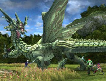 Immagine -1 del gioco Phantasy Star Universe per PlayStation 2