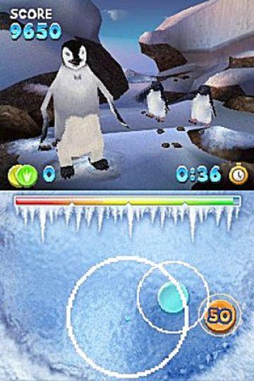 Immagine -15 del gioco Happy Feet per Nintendo DS