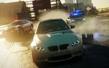 Immagine -5 del gioco Need for Speed: Most Wanted per Xbox 360
