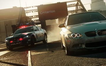 Immagine -4 del gioco Need for Speed: Most Wanted per Xbox 360