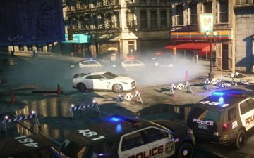 Immagine -1 del gioco Need for Speed: Most Wanted per Xbox 360