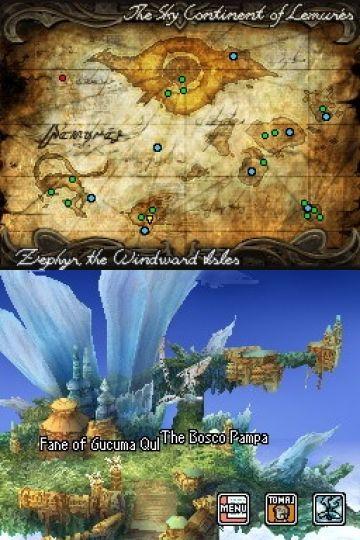 Immagine -3 del gioco Final Fantasy XII Revenant Wings per Nintendo DS