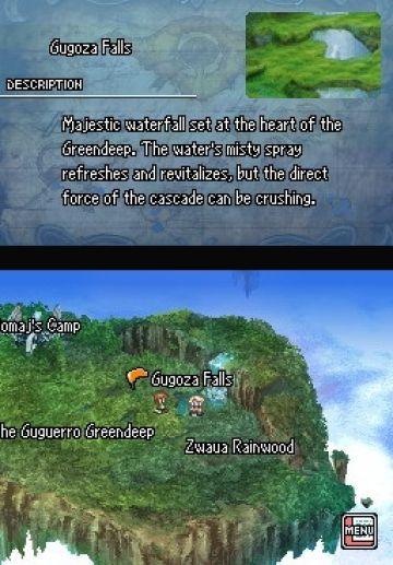 Immagine -2 del gioco Final Fantasy XII Revenant Wings per Nintendo DS