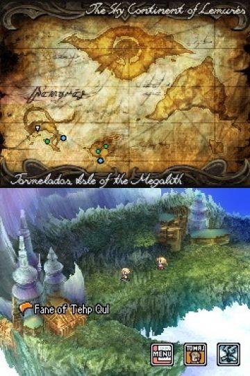 Immagine -1 del gioco Final Fantasy XII Revenant Wings per Nintendo DS
