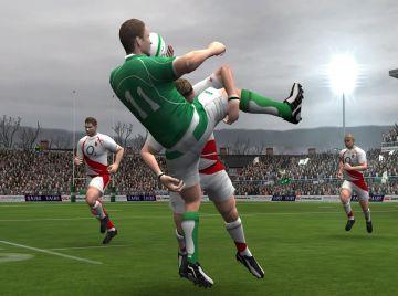 Immagine -1 del gioco Rugby 08 per PlayStation 2