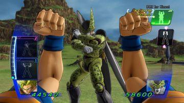 Immagine -1 del gioco Dragon Ball Z for Kinect per Xbox 360