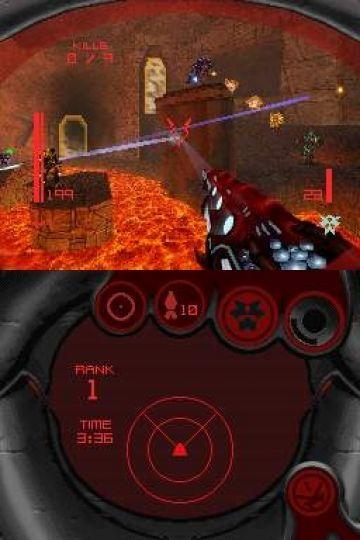 Immagine -2 del gioco Metroid Prime Hunters per Nintendo DS