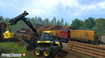 Immagine -2 del gioco Farming Simulator 15 per Xbox One