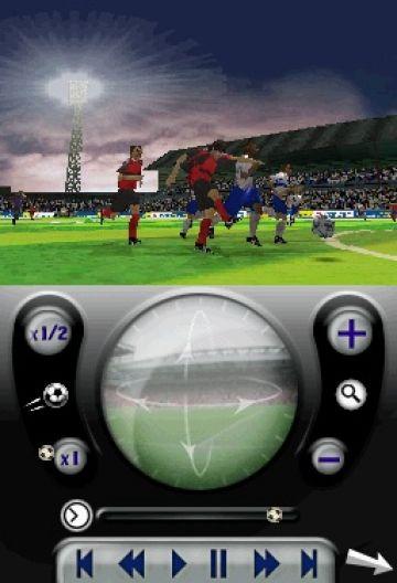 Immagine -3 del gioco FIFA 07 per Nintendo DS