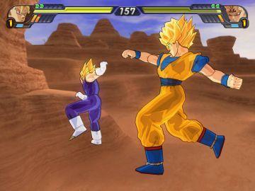 Immagine 0 del gioco Dragon Ball Z - Budokai Tenkaichi 3 per Nintendo Wii