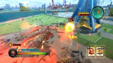 Immagine -8 del gioco Bakugan Battle Brawlers: I Difensori della Terra per Xbox 360