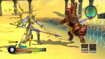 Immagine -6 del gioco Bakugan Battle Brawlers: I Difensori della Terra per Xbox 360