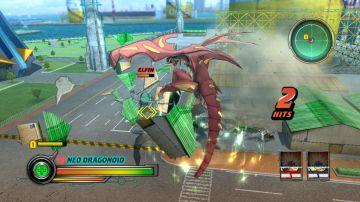 Immagine -5 del gioco Bakugan Battle Brawlers: I Difensori della Terra per Xbox 360