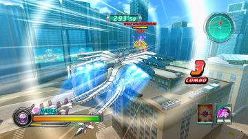 Immagine -1 del gioco Bakugan Battle Brawlers: I Difensori della Terra per Xbox 360